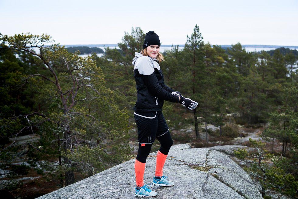 klader for att springa pa vintern