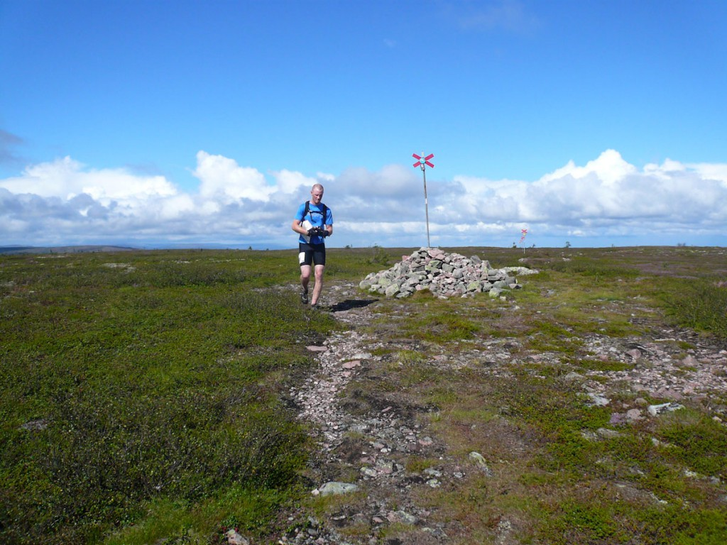 P1030407 1024x768 Race Report   Discovery Aim Challenge i Sälen 2011