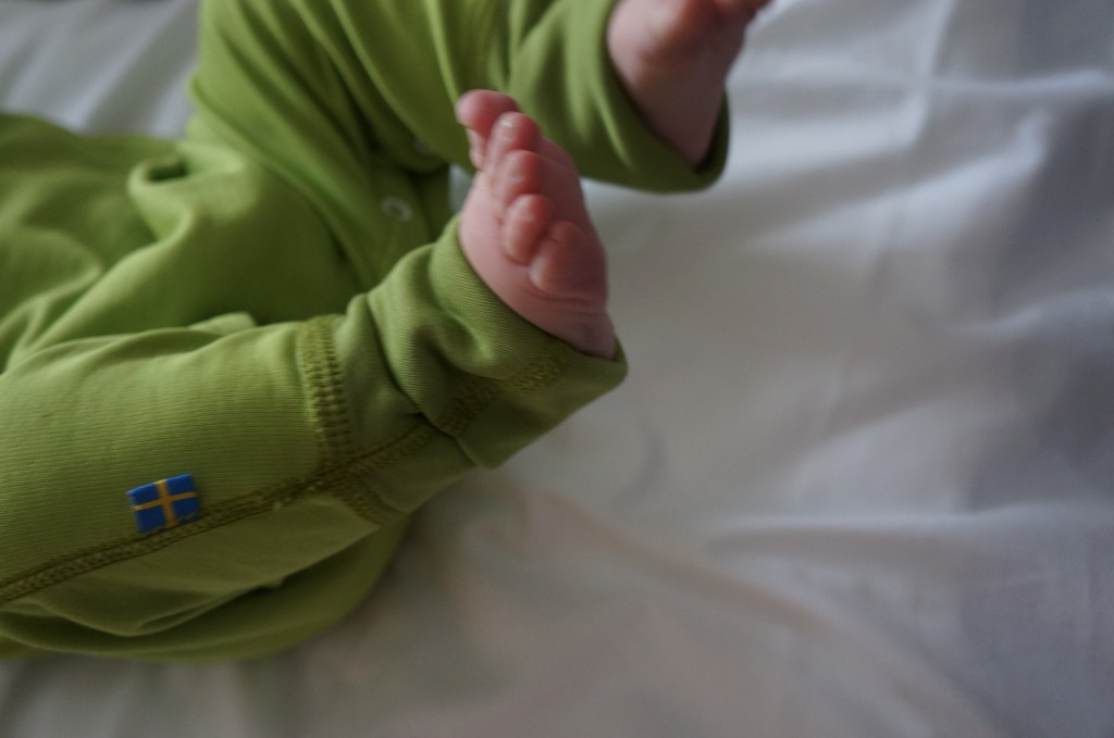 funktionskläder bebis
