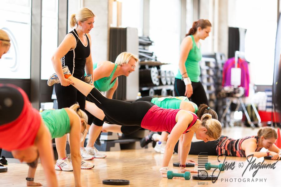 2012 04 21 Blogger Boot Camp 337 31 tips för träning i vardagen!