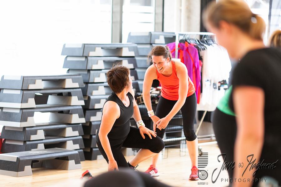 2012 04 21 Blogger Boot Camp 338 31 tips för träning i vardagen!
