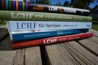 Böcker om LCHF