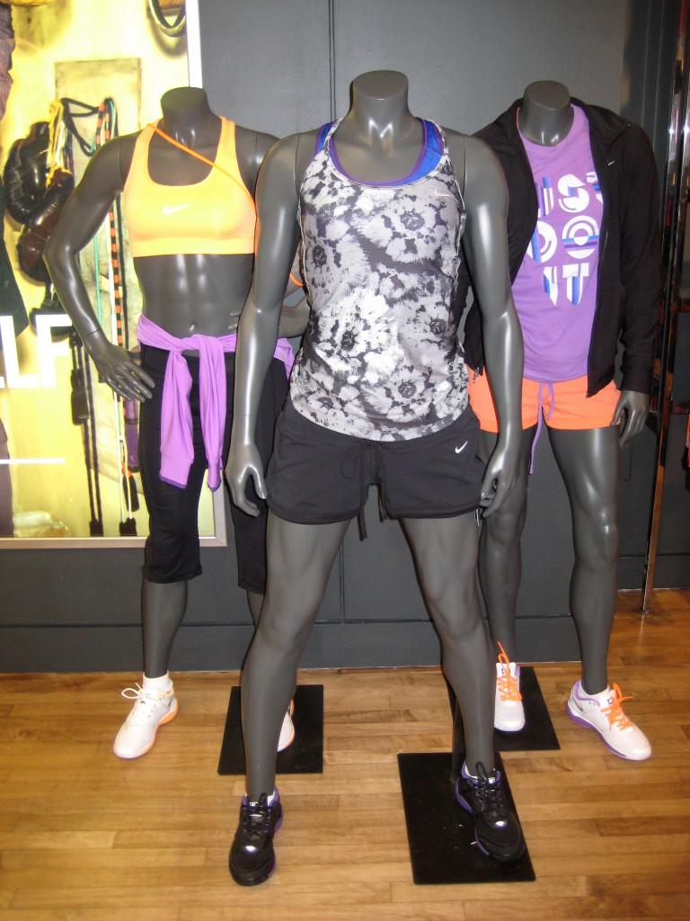 niketown 768x1024 Vad kvinnor vill ha (i sportbutiken)