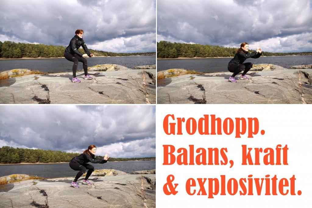 grodhopp 1024x682 Benövning: Grodhopp
