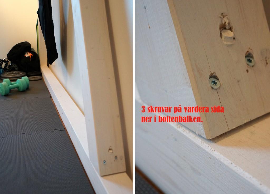 hemmagym ritning och beskrivning 1024x736 Bygga hemmagym, ritning från hemmagym i tidningsreportage