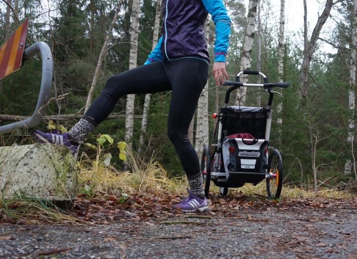 barnvagn träna styrketräning