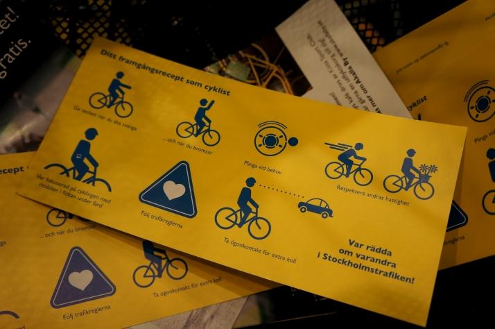 Sweden bike expo 2012