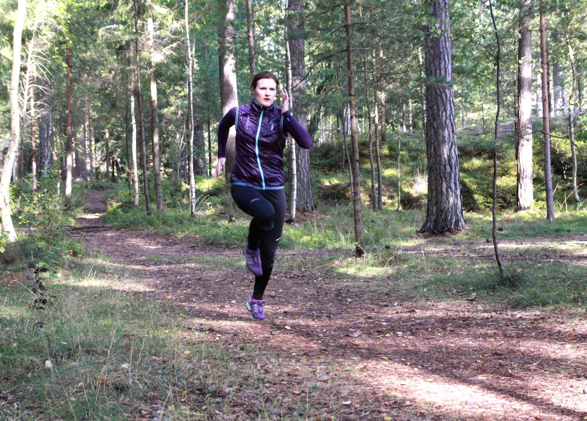 run Intervallpass för 5 km