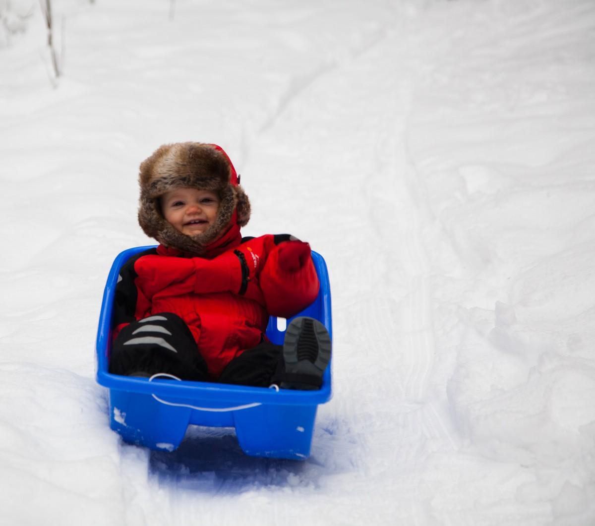 tips för lekar utomhus vintern