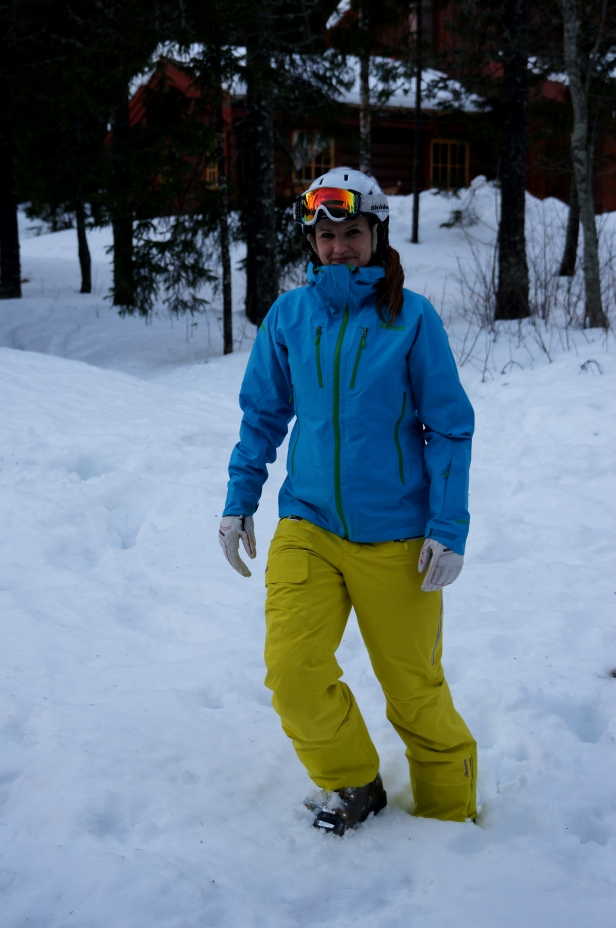 outfit marmot