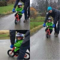 Cykelpassion under utveckling