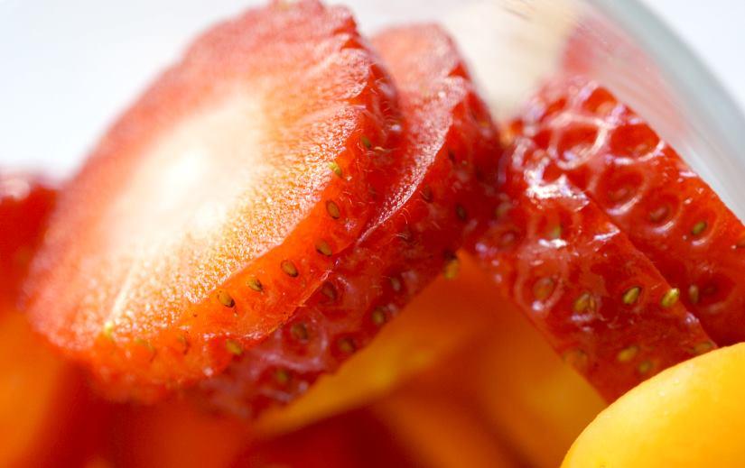 jordgubbsskivor