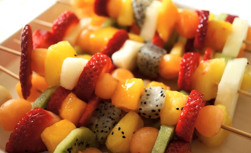 fruktspett