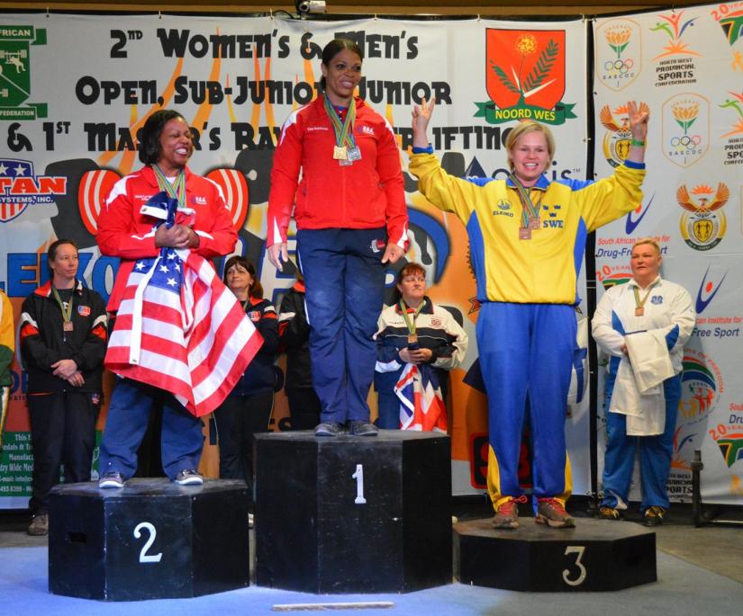 linda vm Linda vann VM medalj!