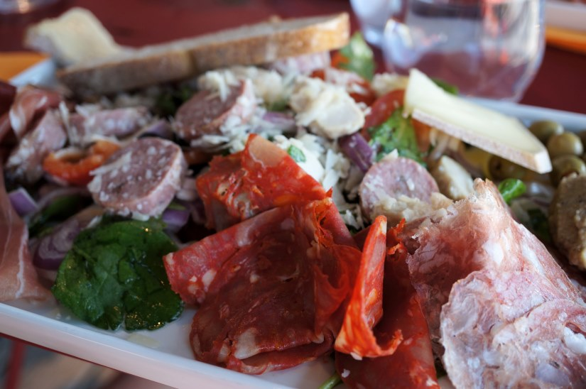 charkisar Lunch i Åre
