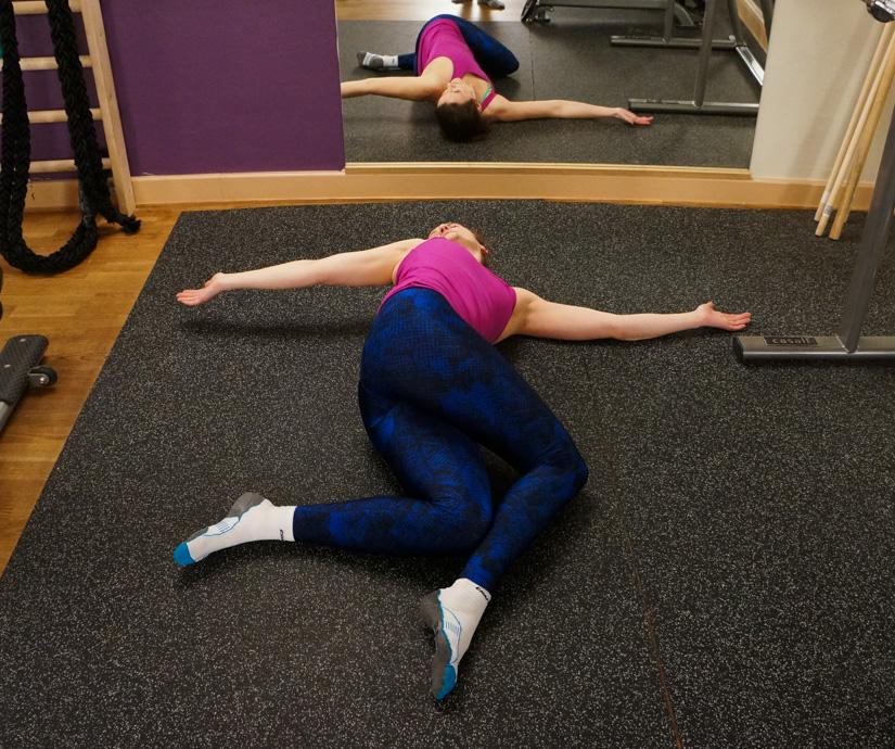 stel bröstrygg övningar