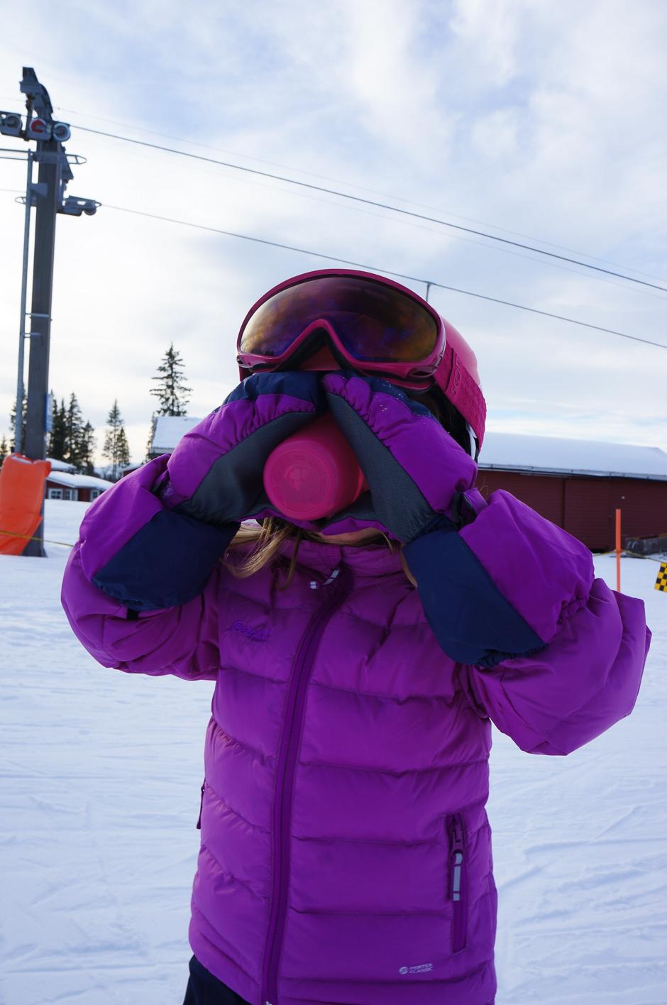 barn-skidakning