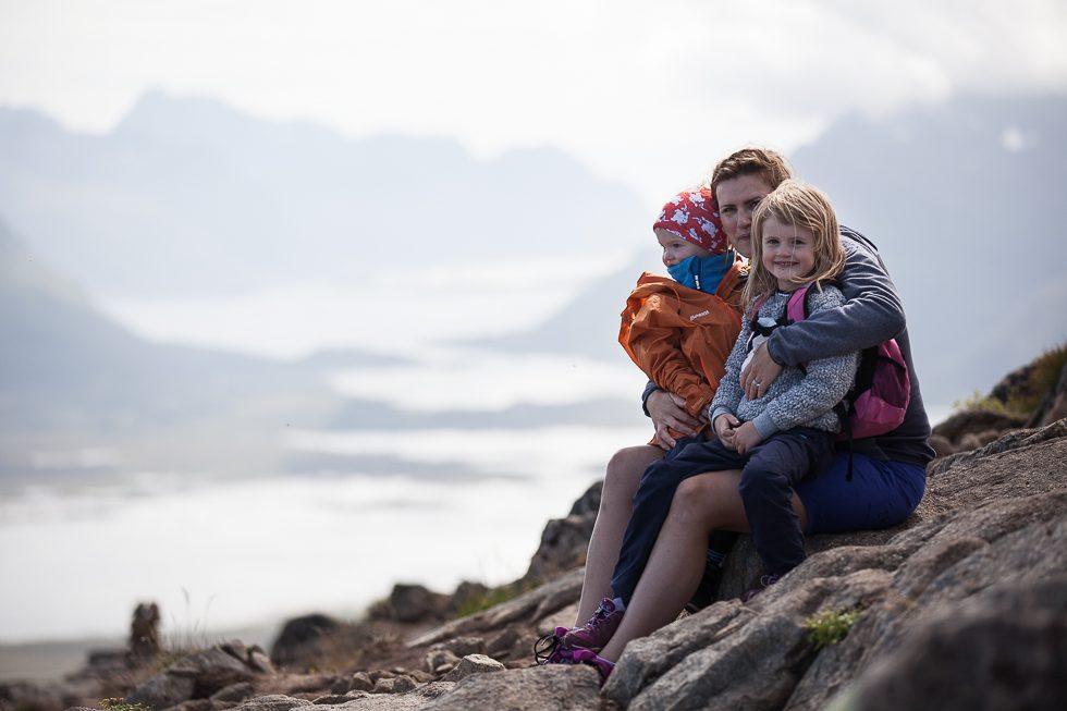 Hoven topptur Lofoten