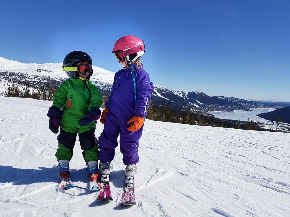 varma vinterhandskar for barn
