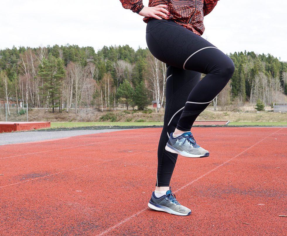 träningsplanering och träningspass för att bli snabbare på milen