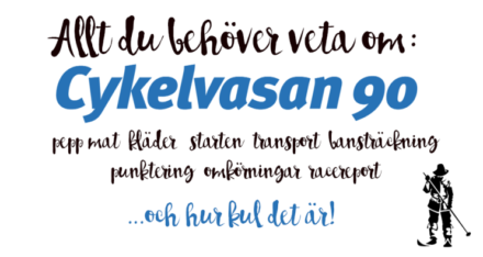 cykelvasan-allt-om