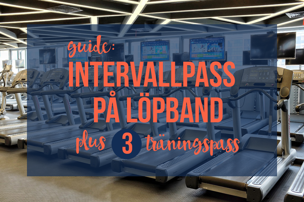 intervallpass pa lopband
