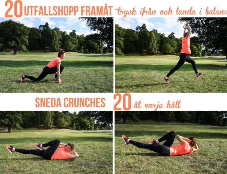 löpstyrka, styrketräning för löpare
