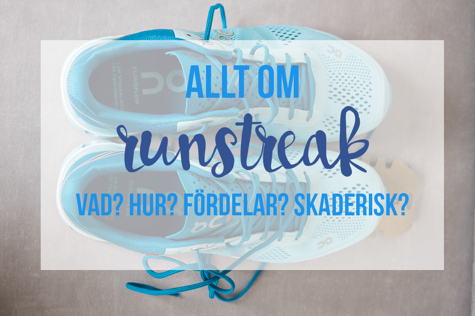 runstreak - allt om runstreak