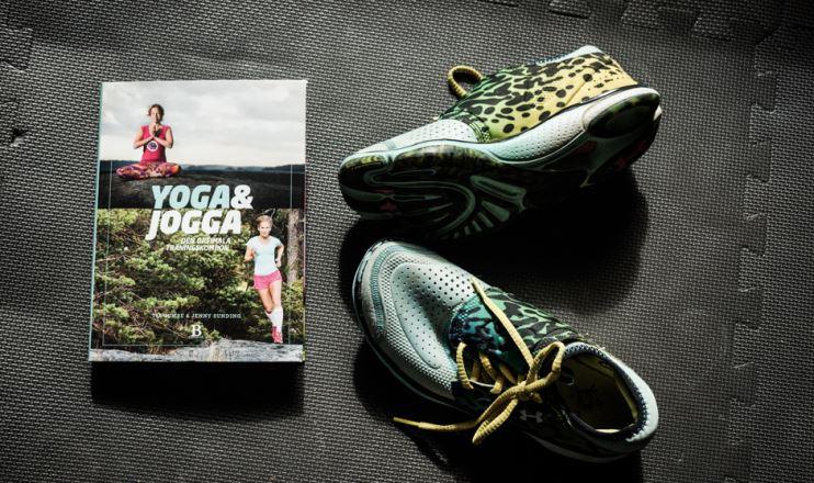 yoga och jogga