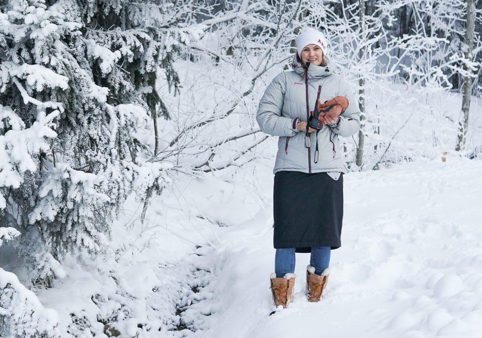 vinterskor varma fotter