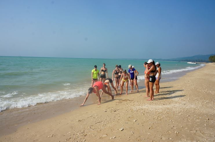 thailandsresan dag 1-12