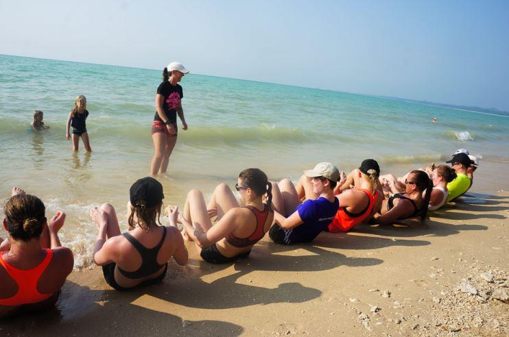 thailandsresan dag 1-15