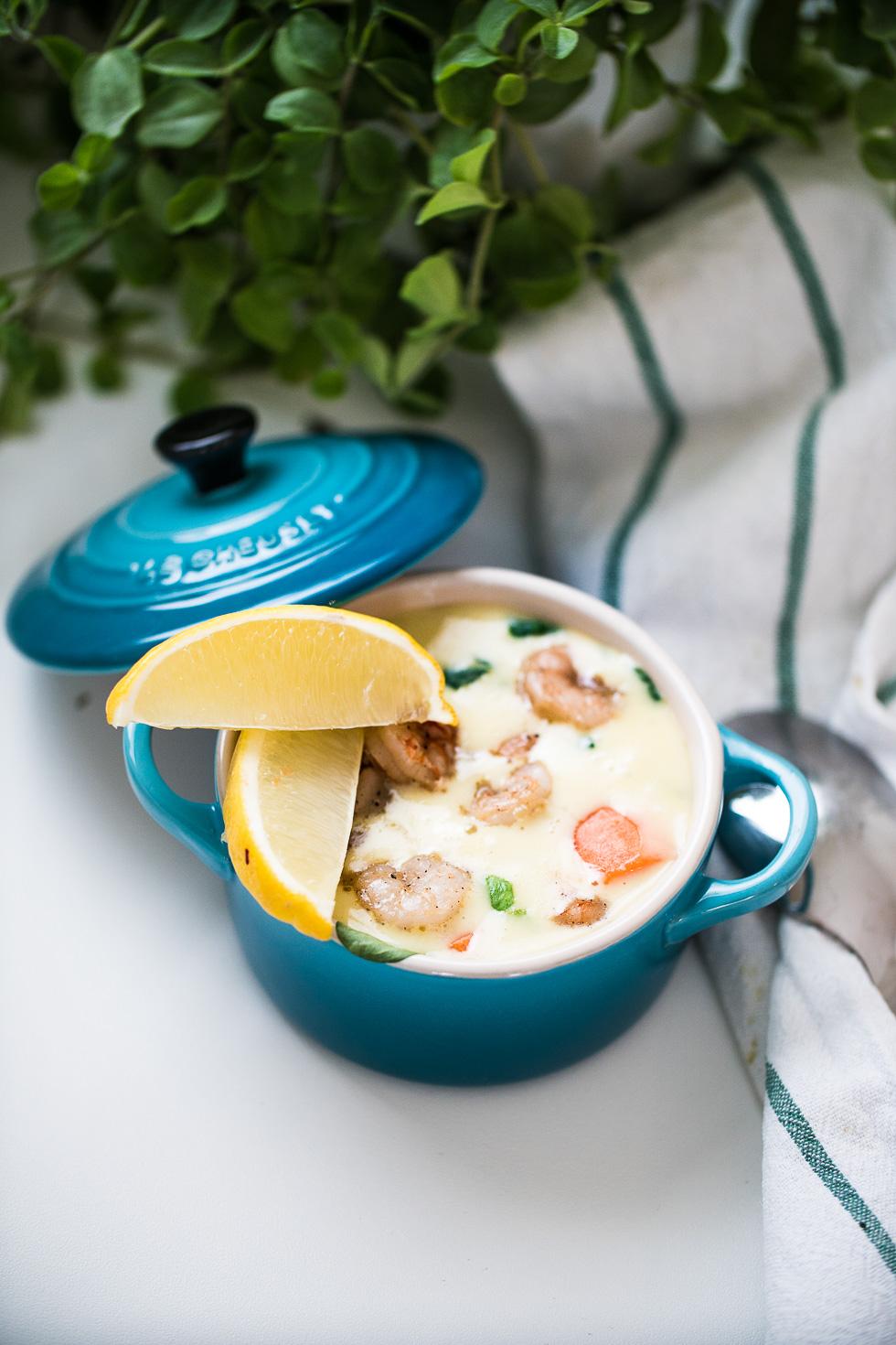 thaisoppa med rakor