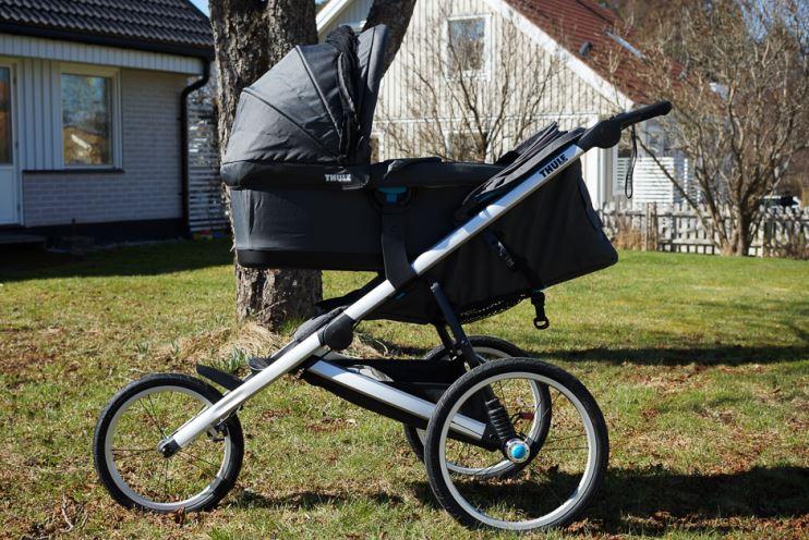 thule glide barnvagn