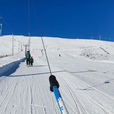 skidakning trillevallen