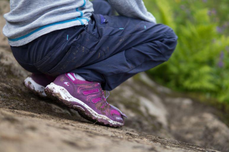 vilka skor barn fjällvandring