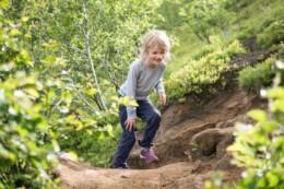vandringsskor för barn