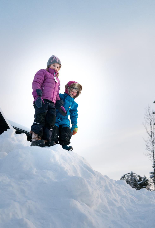 varma vinterskor barn