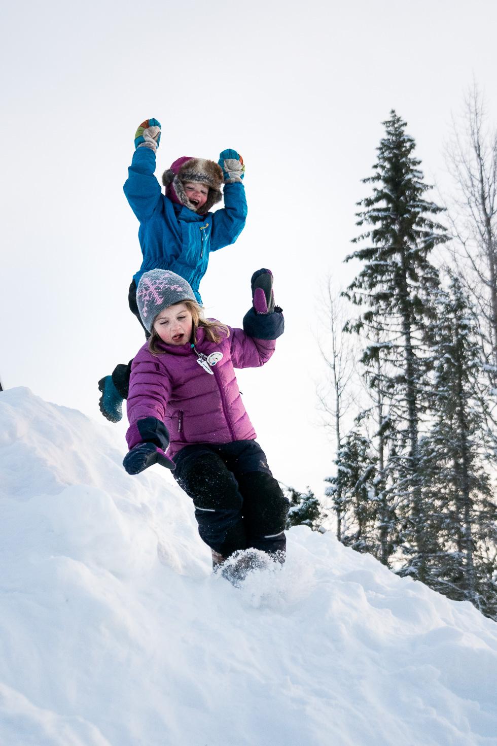 varma och bra vinterskor for barn