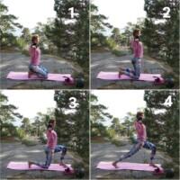 kettlebell-hoftstabilitet